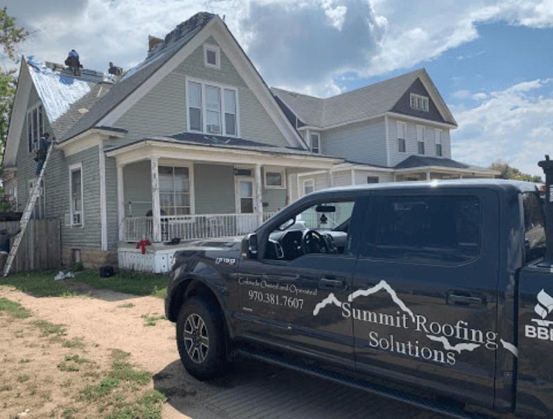 Roofing Contractors Greeley