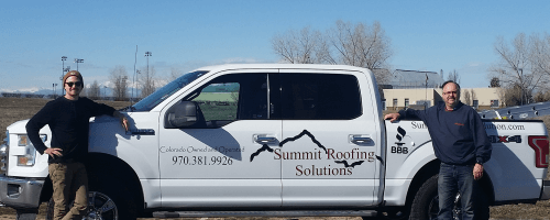 About Us - Summit Roofing Solutions LLC - a family-owned roofing company in Greeley Colorado